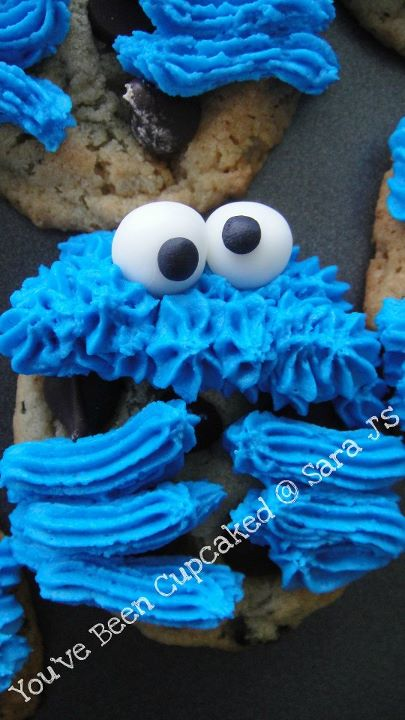 Cookie Monster...Cookie?!